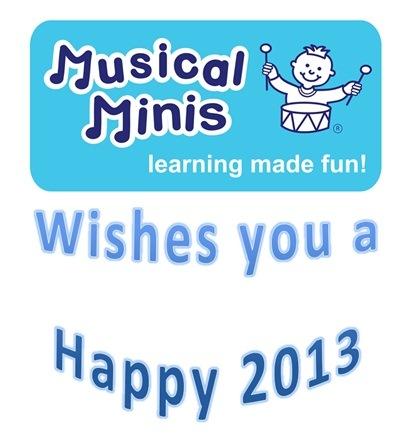 Happy 2013