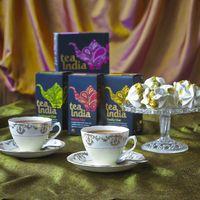Tea India Range Shot