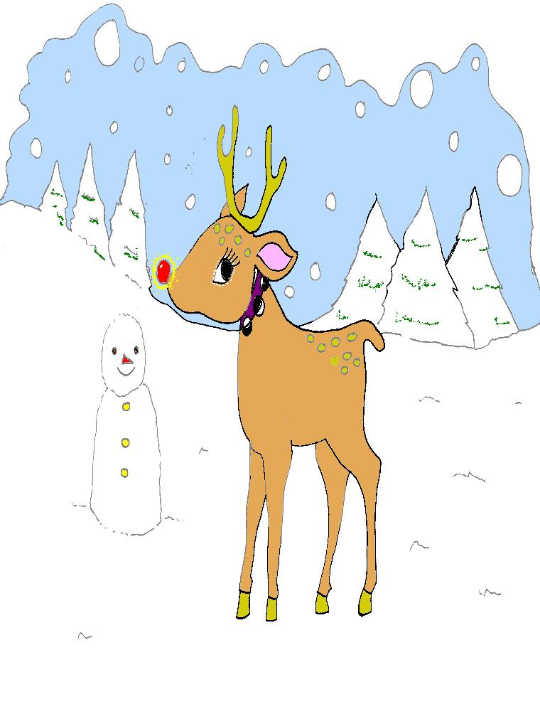 Rudolph Picture