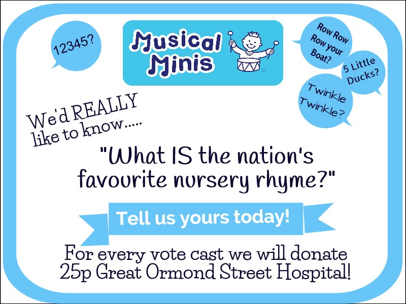 Nations favourite nursery rhyme - 7 - larger text