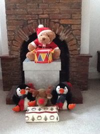 Christmas Teddies 2