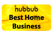 IHubbub Best Business Award Logo